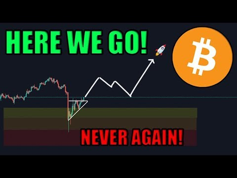 BITCOIN IS BREAKING OUT! Should I Buy? What Price Will Bitcoin Be At The Halving? PREDICTION TIME!🔴🔵