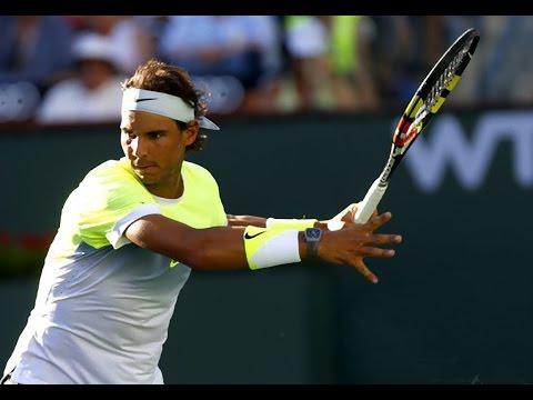 Pablo Carreño Busta vs Rafael Nadal  FULL MATCH DOHA 2016 PART 2