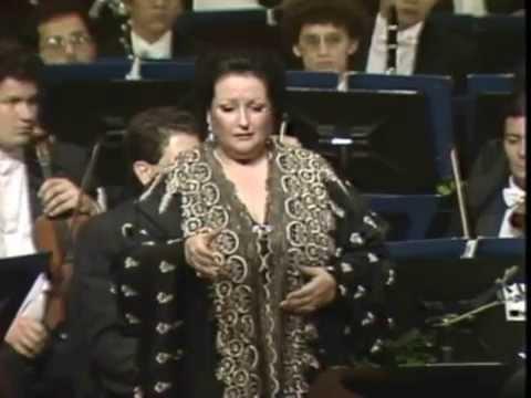 Montserrat Caballé: Casta diva....Di tanti palpiti (encore)