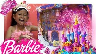 Mainan ISTANA BARBIE 👸 Puteri Cantik 👼 MAINAN ANAK PEREMPUAN 💖 Jessica & Jenica 💖
