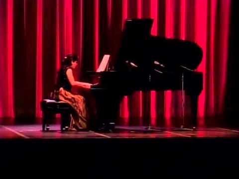 Patricia Garcia-Torres, Aaron Copland, Arr. Leonard Berstein , El Salón Mexico