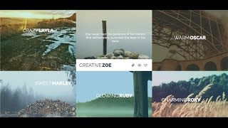 Image hover effect using css and html
