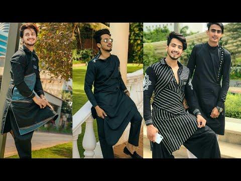 Kurta design Modern fashion for boys/Teenagers# Ek bar zaroor try kare# Best designer kurta pattern