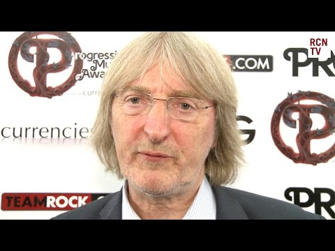 Anthony Phillips Interview Progressive Music Awards 2016