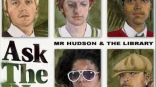 ask the dj - mr hudson and the library