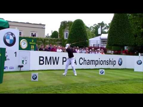 2017 bmw pga championship - highlights - youtube