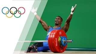 Colombian weightlifter retires after winning gold