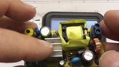 Reparatur Schaltnetzteil (021) - Abbruch und Erklärung zu Schaltnetzteilen