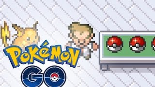 If Pokemon GO Existed In the Pokemon Games MP3