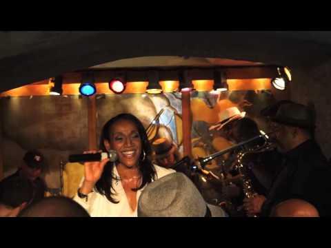 Kathy Sledge Live @ Sugar Bar!!  'We Are Family'
