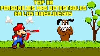 Top 08: Personajes Mas Molestos y Detestables en los Videojuegos - Pepe el Mago