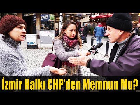 İzmir CHP'den Memnun Mu?