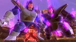 【ゼノバース2】驚異の大猿2体!ベジータ・ナッパとの壮絶な戦い【ドラゴンボール】
