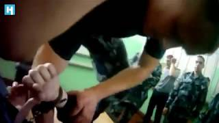 Just a regular torture by guards in Russian prison. June 29, 2017, Yaroslavl.