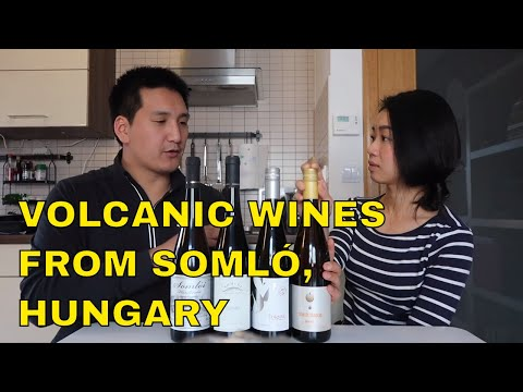 Hungarian Wine: Volcanic Wines From Somló