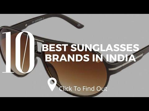 Top 10 Best Sunglasses Brands In India