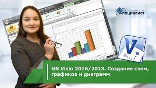 Курс ''MS Visio 2016/2013. Створення схем, графіків і діаграм»