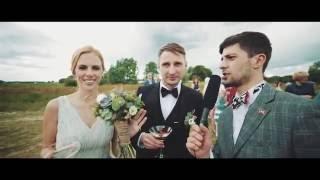 Свадьба Лёши и Саши #eksuzyanwedding