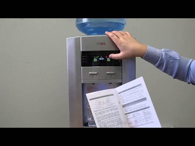 инструкция по разборке кулера для воды wbf-1000la