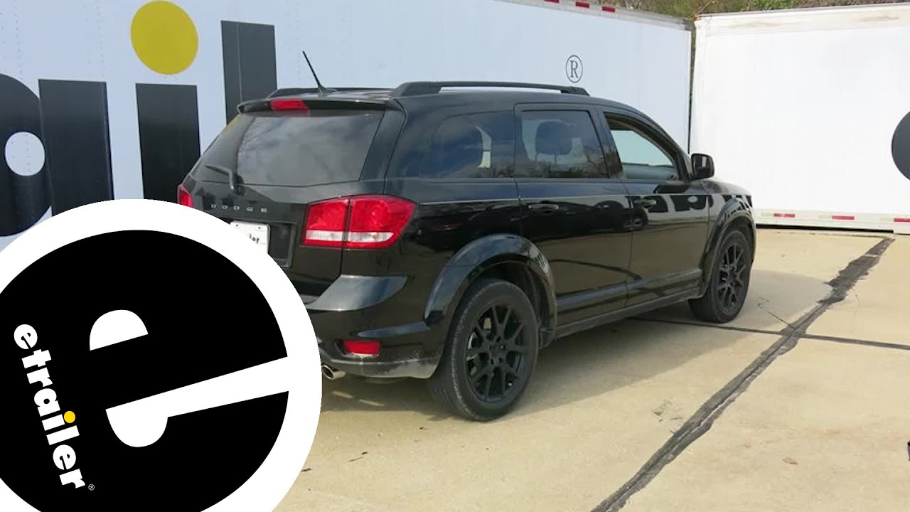small resolution of best 2014 dodge journey trailer wiring options led tail lights etrailer com