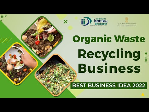Organic Waste Compost Machine Business | Convert Organic Waste To Organic Fertilizer In 24 Hours