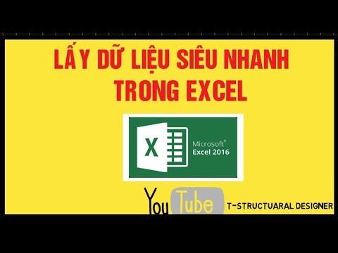 Hướng dẫn viết phần mềm đơn giản bằng excel | [Excel&VBA] – HƯỚNG DẪN VIẾT CODE VBA ĐƠN GIẢN –  LẤY DỮ LIỆU SIÊU NHANH CHỈ BẰNG 1 NÚT BẤM  || T-SD