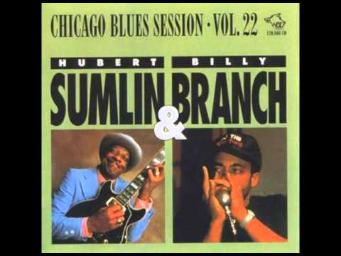 Chicago Blues Session Vol22 Hubert Sumlin & Billy Branch
