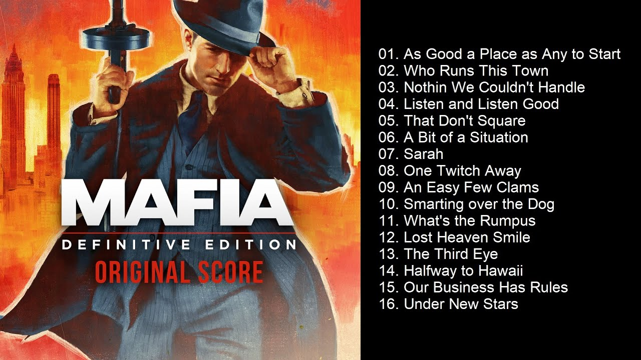 Mafia: Definitive Edition (Original Score) | Full Album
