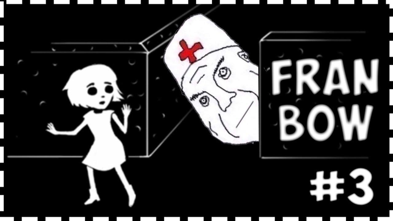 ПОБЕГ ИЗ ДУРКИ   FRAN BOW   СЕРИЯ 3