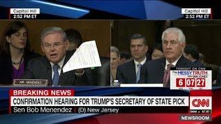 Rex Tillerson: I don