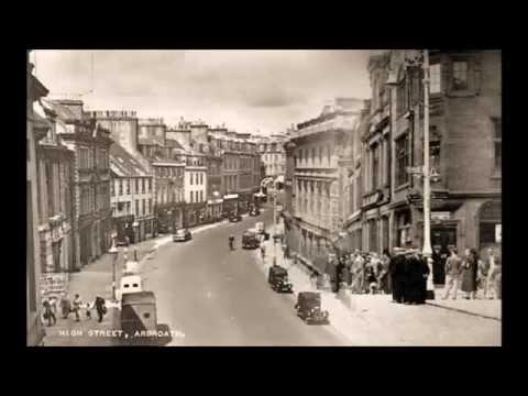 Arbroath - Vintage Views - High Street