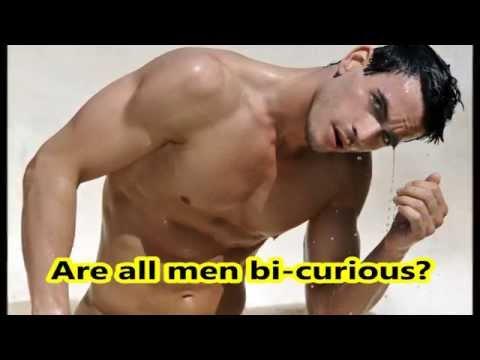 Are All Men Secretly Bi-Curious?
