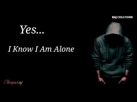 Alone boy WhatsApp status