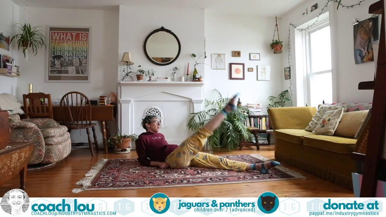 Jaguars/Panthers Adv 7+yo (April 27)
