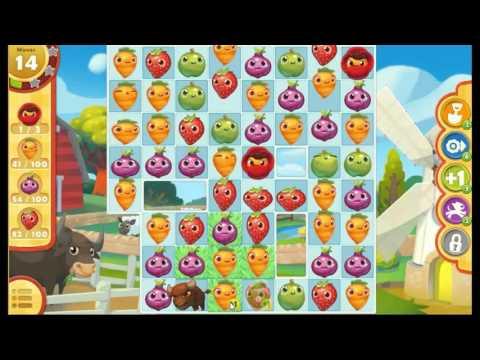 Farm Heroes Saga Level 1203