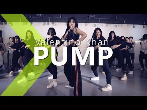 Valentino Khan - PUMP / Choreography . Jane Kim