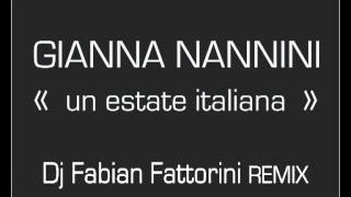 Gianna Nannini - Un Estate Italiana - Italia