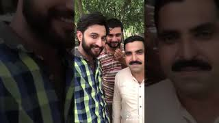 Paky Ran mureed kashii funnyman on tiktok
