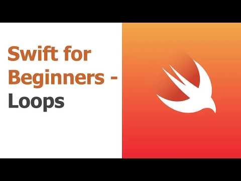 Swift for Beginners Part 6 - Loops thumbnail