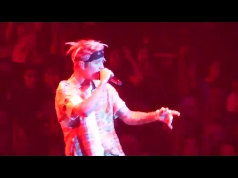 Justin Bieber - Hold Tight - Verizon Center, Washington DC