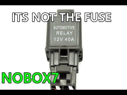 Car ac compressor not working ( ac compressor relay )2018