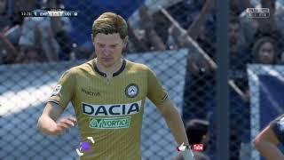 Empoli Udinese del 11 Novembre 2018 Pronostico Campionato serie A 2018 2019 con Playstation 4 Pro
