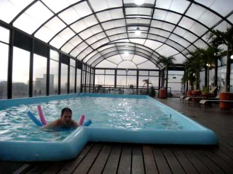 colombia bogota en la piscina del hotel youtube