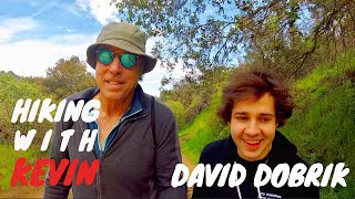 David Dobrik claims to be cheap! Video