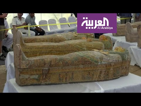 صباح العربية | مصر تكشف عن المزيد من كنوزها  - نشر قبل 2 ساعة