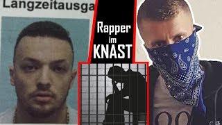 🔴 Rapper die im GEFÄNGNIS waren! 🔴 GZUZ, AZET, AK AUSSERKONTROLLE...