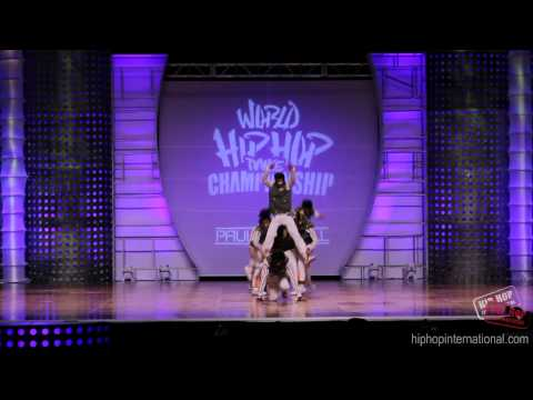 Desi Hoppers 1st Place Finals FRONTROW World of Dance