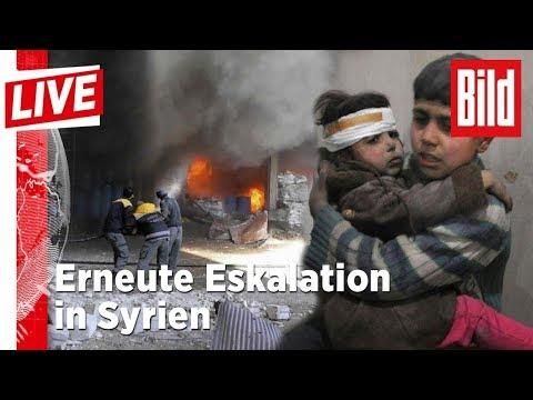Syrien im siebten Kriegsjahr - Steht das Schlimmste noch bevor?