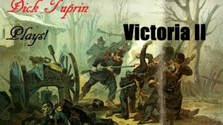 Pages of history from Victoria II episode one: Bloody Liberals