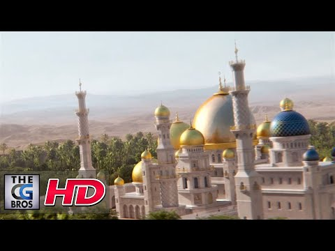 "CGI VFX Breakdown HD: ""The New Adventures of Aladin"" - by Digital District"